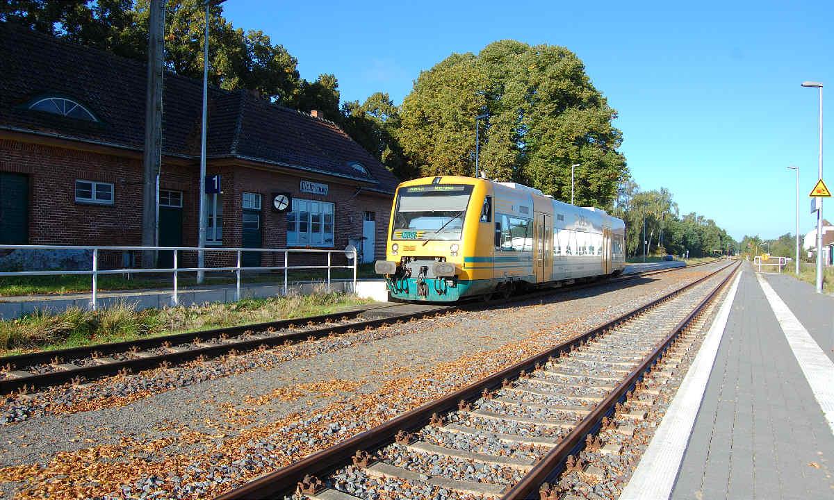 Odeg Fahrplan Schwerin